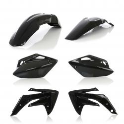 Kit plastiques complet ACERBIS HONDA CRF150R '07/17 - Noir