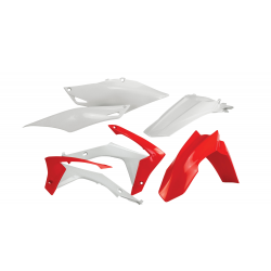 Kit plastiques complet ACERBIS HONDA CRF250R '14/17 CRF450R '13/16 - Origine