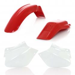 Kit plastiques complet ACERBIS HONDA XR '96/03 - Origine 2000