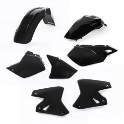 Kit plastiques complet ACERBIS KAWASAKI KLX400 '03/04 - SUZUKI DRZ400 '00/12 - Noir