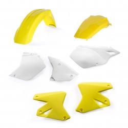Kit plastiques complet ACERBIS KAWASAKI KLX400 '03/04 - SUZUKI DRZ400 '00/12 - Origine
