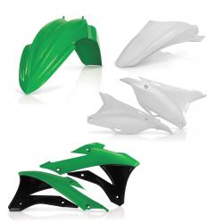 Kit plastiques complet ACERBIS KAWASAKI KX€85/100 '14/17 - Origine 2014