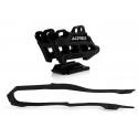 Guide + patin de chaîne ACERBIS 2.0 - HONDA CRF250R '10/13 CFR450R '09/12 - Noir