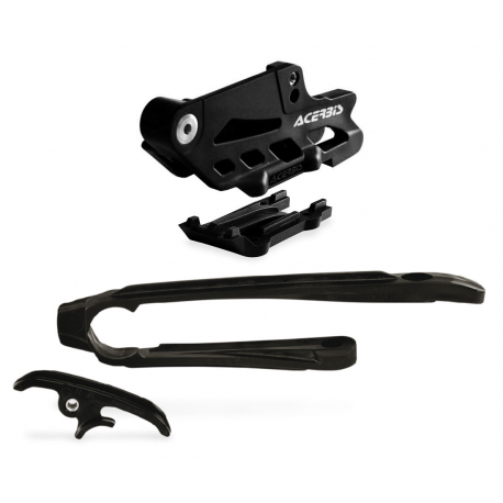 Guide + patin de chaîne ACERBIS 2.0 - KTM EXC '12/16 - Noir