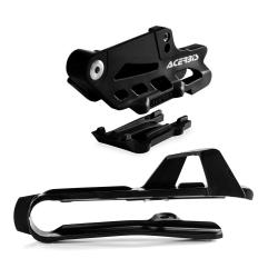 Guide + patin de chaîne ACERBIS 2.0 - KTM/HVA 85 '15/17 - Noir