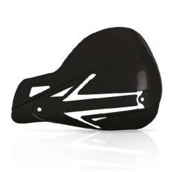 Plastiques de rechange pour protège-mains ACERBIS MULTIPLO T - Noir