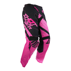 Pantalon SHOT CONTACT CLAW Neon Rose