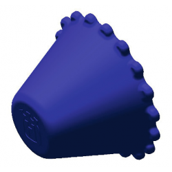 Bouchon de silencieux Ø37-62mm HUSQVARNA