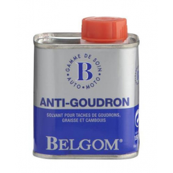 BELGOM Anti-goudron - Flacon 150mL