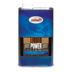 Huile de filtre à air TWIN AIR Liquid Power - Bidon 1L
