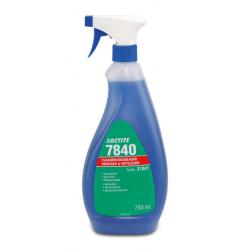Loctite 7840 Nettoyant et dégraissant - Spray 750mL