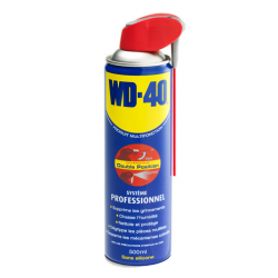 WD40 - Spray double position 500mL
