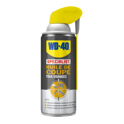 Huile de coupe WD40 SPECIALIST® - Spray double position 400mL