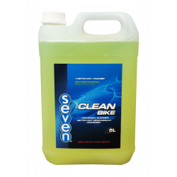 Nettoyant moto SEVEN CLEANBIKE - bidon 5L