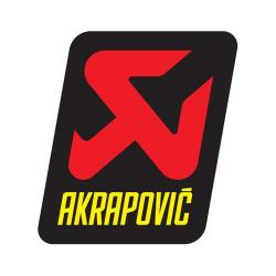 Autocollant AKRAPOVIC 75×95mm