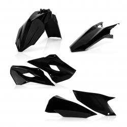 Kit plastiques complet ACERBIS HUSQVARNA TE/FE '15/16 - Noir