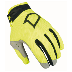 Gants DATA 2017 FIRST RACING - Lime fluo