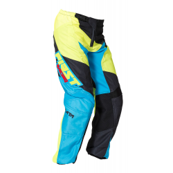 Pantalon enfant DATA 2017 FIRST RACING - Bleu