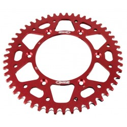 Couronne alu SUPERSPROX rouge AB212 - Pas 520