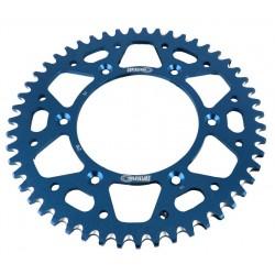 Couronne alu SUPERSPROX bleue AF206 - Pas 520