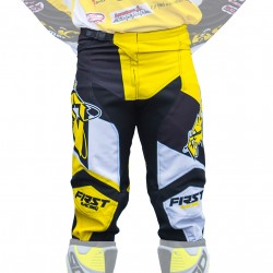 Pantalon officiel team Atomic - Jaune