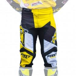 Pantalon officiel team Atomic - Jaune