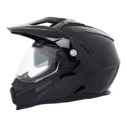 Casque SHOT quad Ranger - Noir brillant