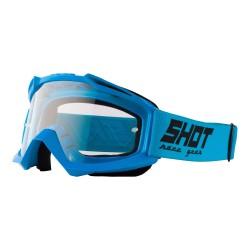 Lunettes SHOT Assault - Bleu