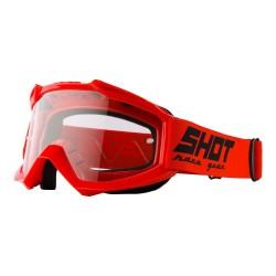 Lunettes SHOT Assault - Rouge