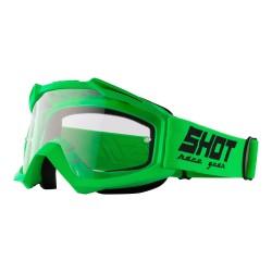 Lunettes SHOT Assault - Vert fluo