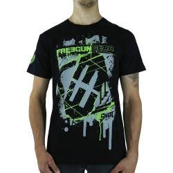 T-shirt FREEGUN Homme - SQUARE