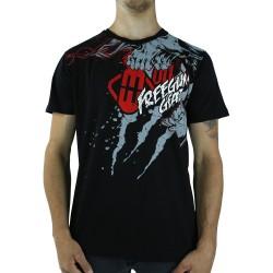 T-shirt FREEGUN Homme - SCREAM Noir