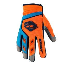 Gants enfants KENNY Track - Orange / Cyan