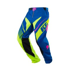 Pantalon enfant KENNY Track - Lime / Rose