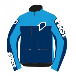 Veste enduro LIGHT RACER 2018 FIRSTRACING - Marine / Bleu