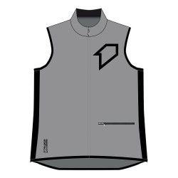 Bodywarmer RACER 2018 FIRSTRACING - Gris