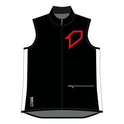 Bodywarmer RACER 2018 FIRSTRACING - Noir Rouge