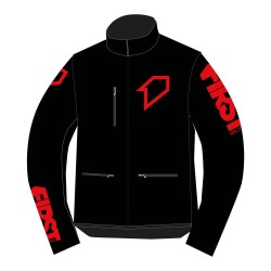 Veste enduro LIGHT RACER 2018 FIRSTRACING - Noir Rouge