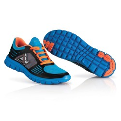 Chaussures running corporate ACERBIS - Orange Bleu