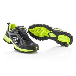 Chaussures WR Trail ACERBIS Noir Jaune fluo