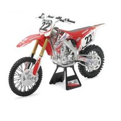 Maquette 1/12 HONDA 450 CRF Chad REED