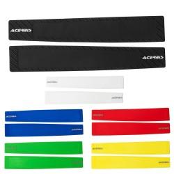 Protections de bras oscillant ACERBIS X-GUARD - Blanc