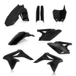 Kit plastiques super complet SUZUKI 250 RMZ '18 - Noir