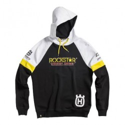 Sweat à capuche replica Factory ROCKSTAR team - Noir