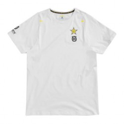 Tshirt replica Factory ROCKSTAR team - Blanc
