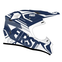 Casque G4 Fibre V2 FIRSTRACING - Marine