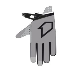 Gants DATA Evo FIRSTRACING - Gris / Noir