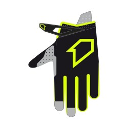 Gants DATA Evo FIRSTRACING - Noir / Fluo