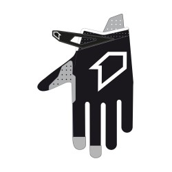 Gants DATA Evo FIRSTRACING - Noir / Blanc