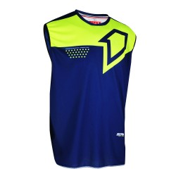 Chasuble ULTRA FIRSTRACING - Marine / Fluo